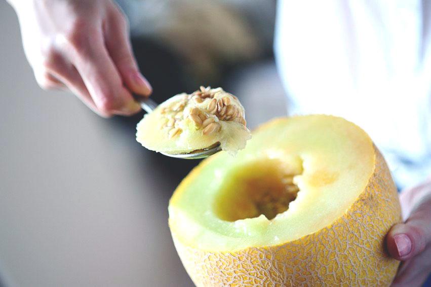 Кальян на дыне - способ приготовления экзотического кальяна