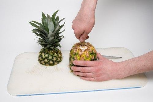 Как выбрать спелый ананас для правильного приготовления кальяна