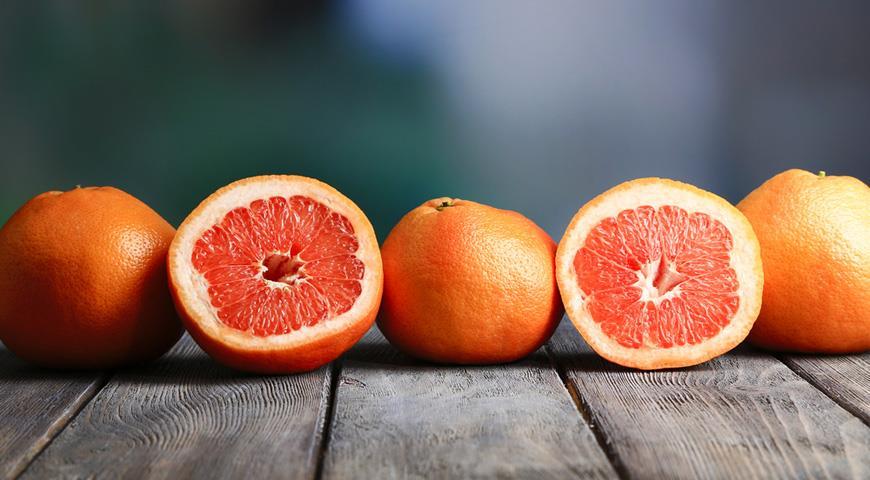 Как выбрать спелый грейпфрут для правильного приготовления кальяна