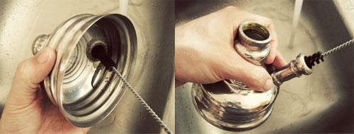Как ухаживать за кальяном? Мойка чаши, колбы, шахты и трубки - почему нельзя использовать моющее средство.