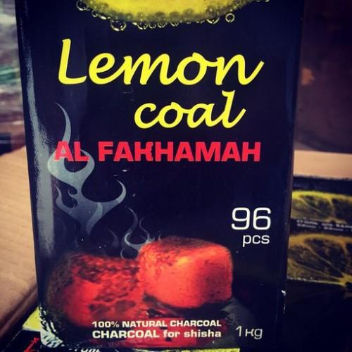 Лимонный уголь для кальяна - в чём преимущество и разница с другими углями