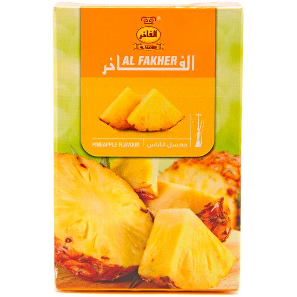 Табак для кальяна Al Fakher - Ананас. Особенности вкуса и лучшие миксы с ним.