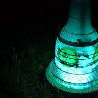 Подсветка для стеклянного кальяна — как сделать своими руками