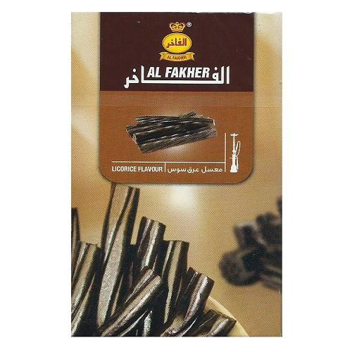 Самые сладкие и ароматные миксы с Al Fakher Лакрица