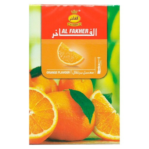 Табак Al Fakher Апельсин - лучшие миксы