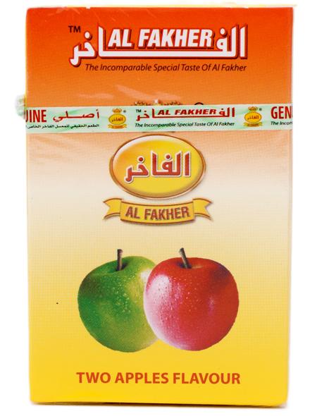 Самые яркие миксы с Al Fakher Двойное яблоко