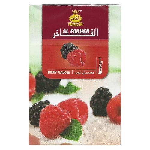 Яркие ягодные миксы с Al Fakher Лесные ягоды
