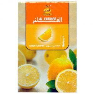 Свежие яркие миксы с Al Fakher Лимон