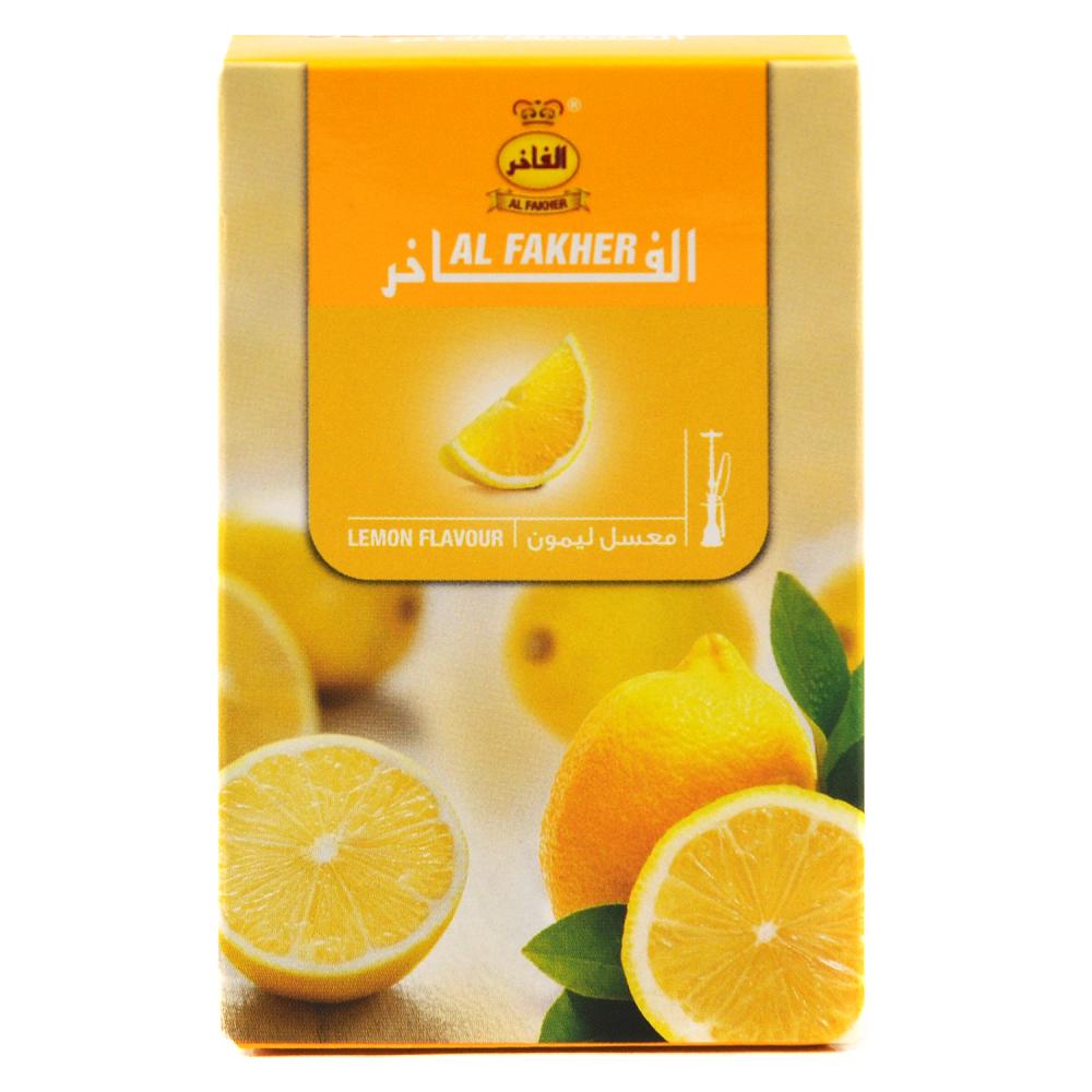 Самые вкусные миксы с Al Fakher - Лимон и мята