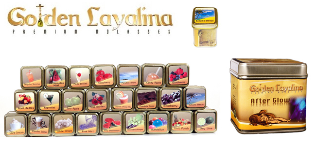 Табак Layalina