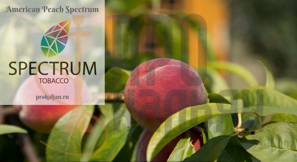 American Peach Spectrum