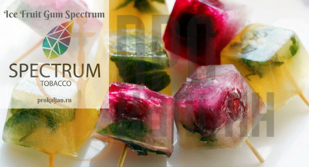 Ice Fruit Gum Spectrum