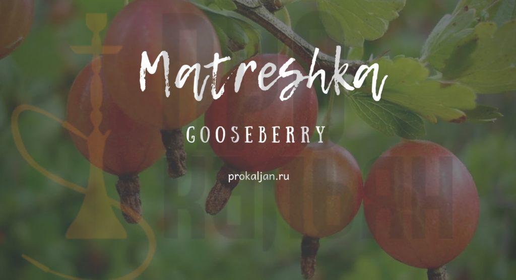 Табак Matreshka - Gooseberry