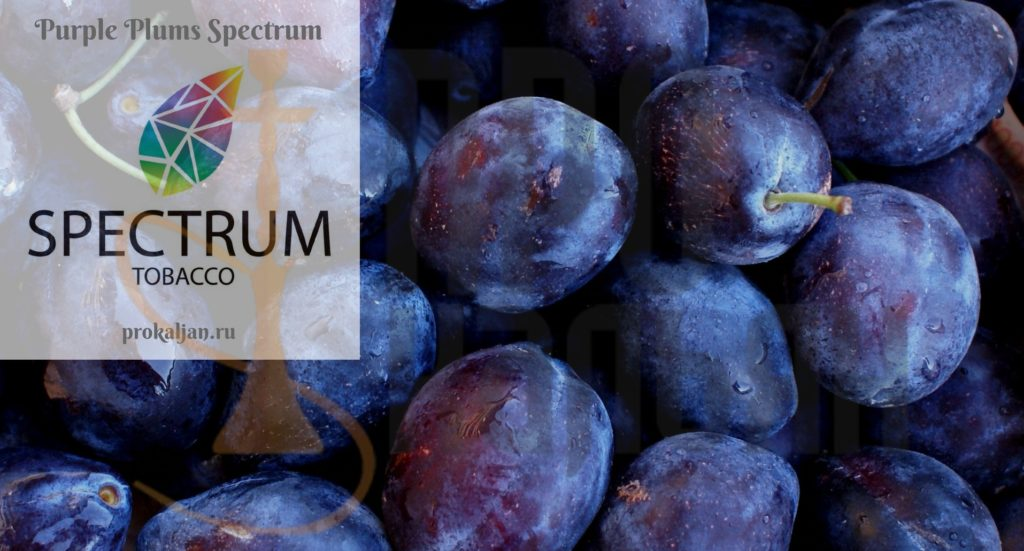 Purple Plums Spectrum
