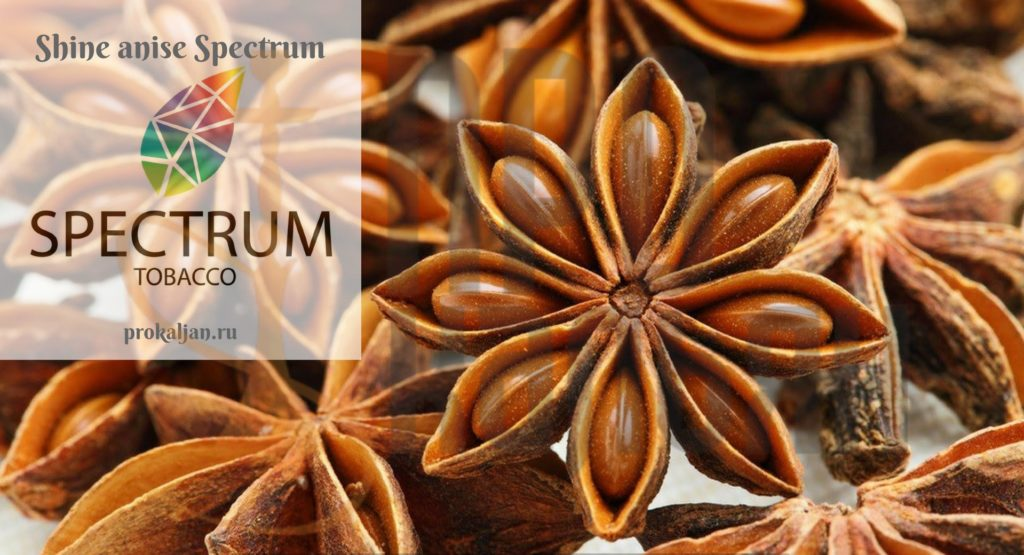 Shine anise Spectrum