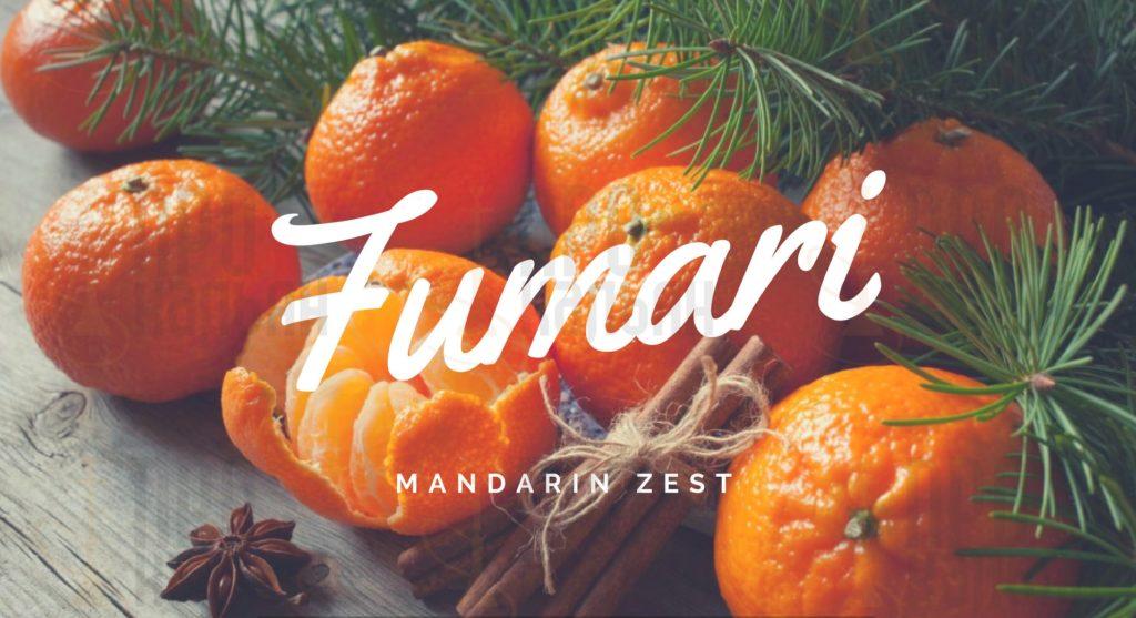 Mandarin Zest Fumari