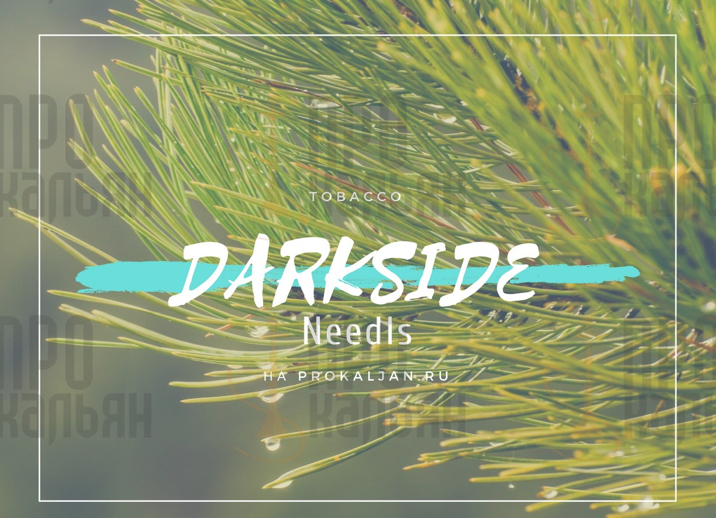 Табак DarkSide Needls