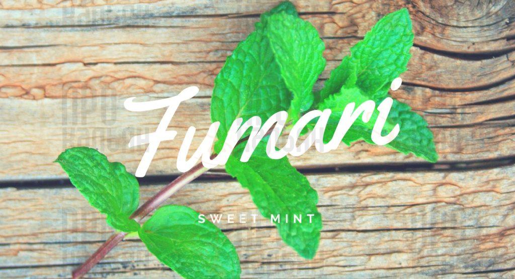 SWEET MINT Fumari