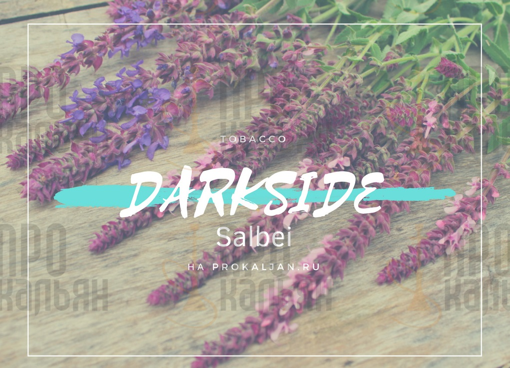 Табак DarkSide Salbei