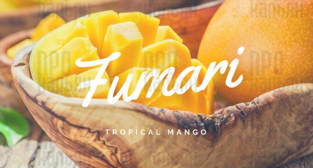 TROPICAL MANGO Fumari