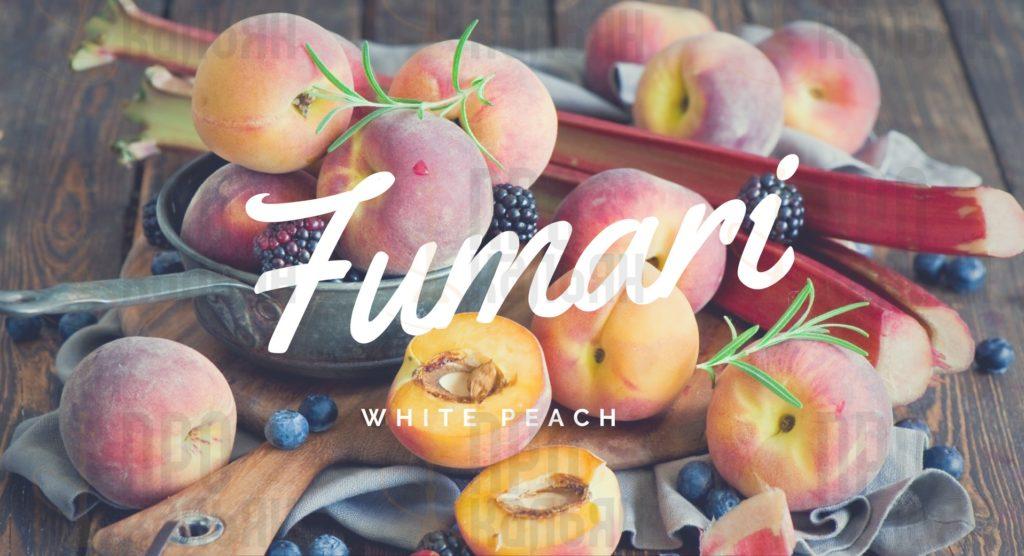 WHITE PEACH Fumari