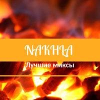 Табак для кальяна Nakhla — лучшие миксы