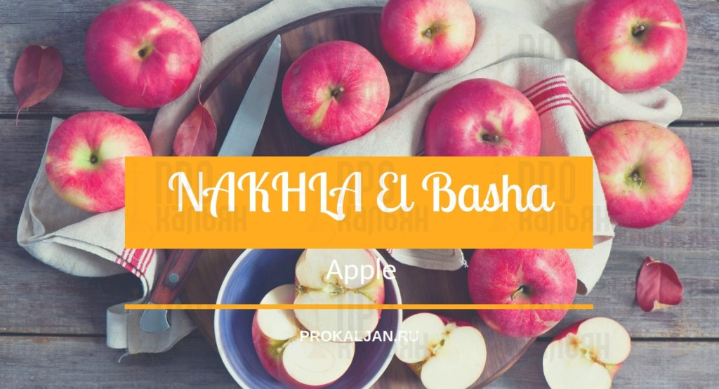 NAKHLA El Basha Apple