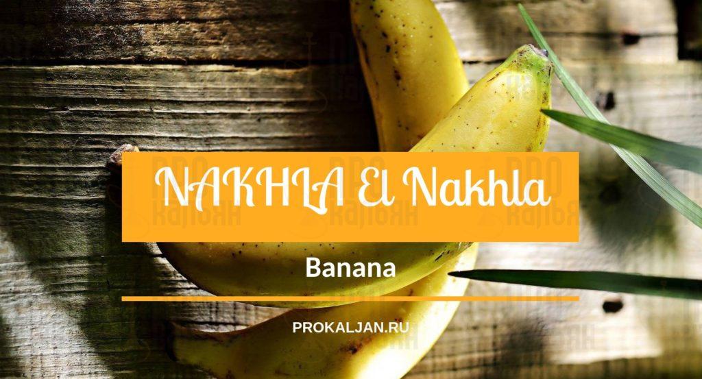 NAKHLA El Nakhla Banana