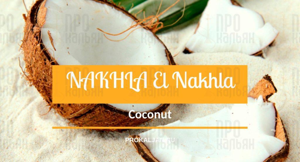 NAKHLA El Nakhla Coconut