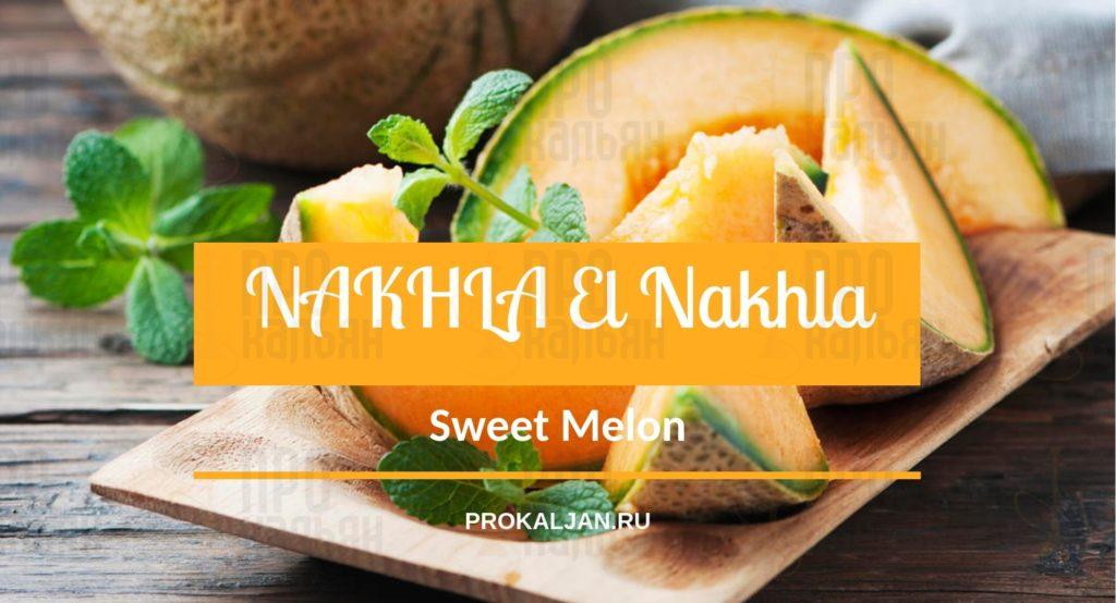 NAKHLA El Nakhla Sweet Melon
