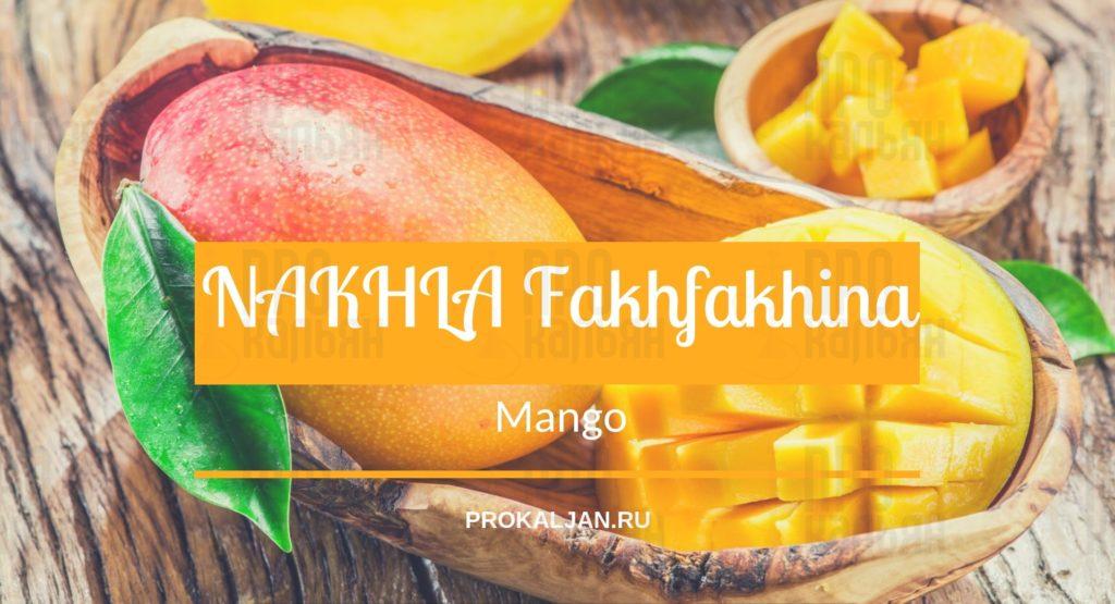NAKHLA Fakhfakhina Mango