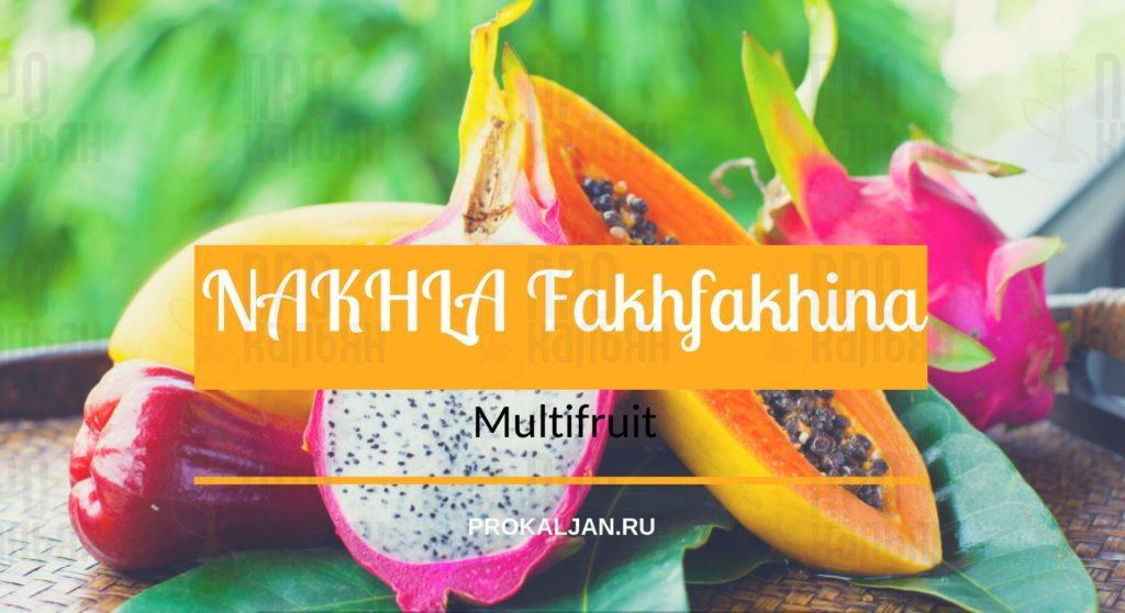 NAKHLA Fakhfakhina Multifruit