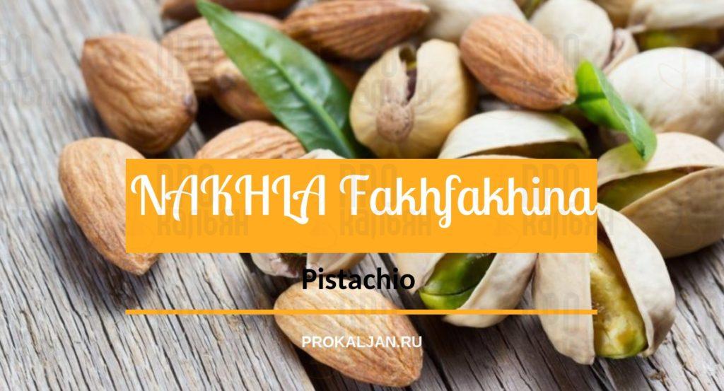 NAKHLA Fakhfakhina Pistachio