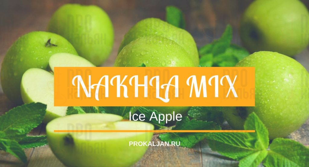 NAKHLA MIZO Ice Apple