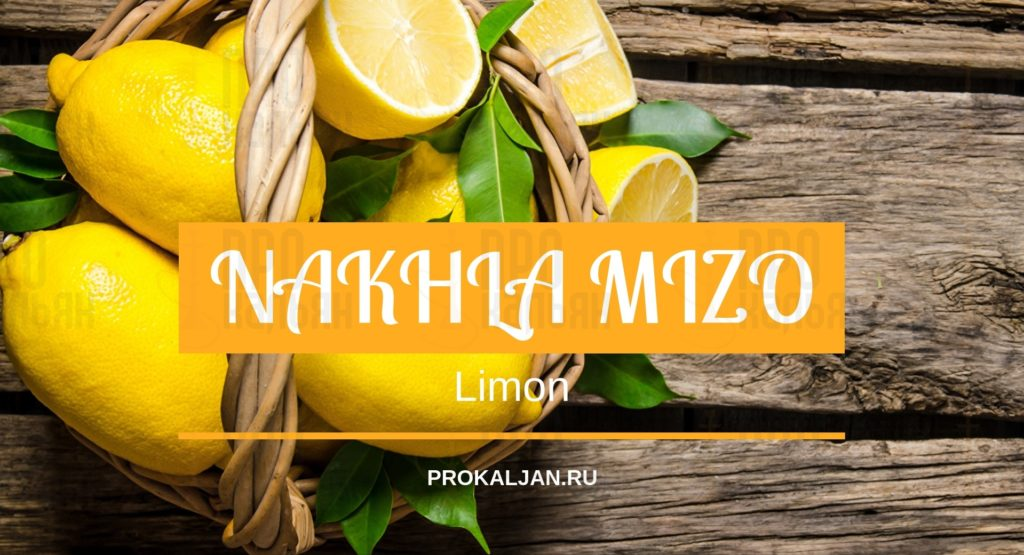 NAKHLA MIZO Limon