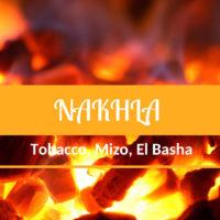 Nakhla Tobacco, Mizo, El Basha — легкие и ароматные линейки