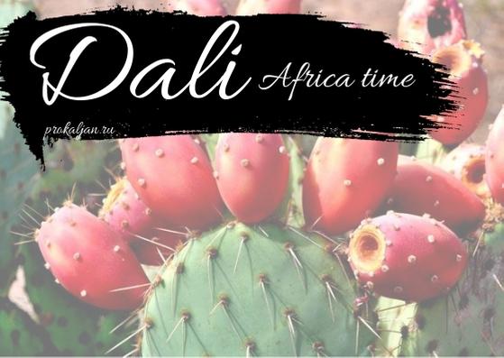 Dali - Africa Time