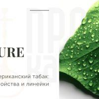 Американский табак для кальяна Azure: свойства и линейки