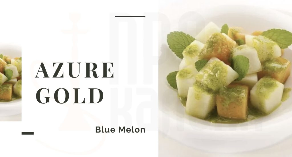 AZURE Blue Melon