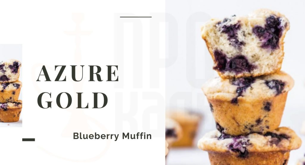 AZURE Blueberry Muffin