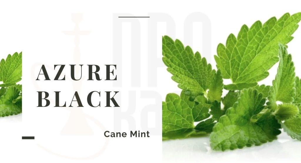 Табак для кальяна AZURE Black Cane Mint