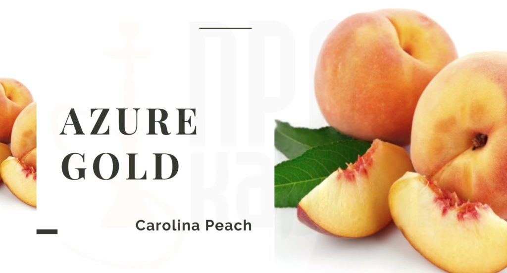 AZURE Carolina Peach