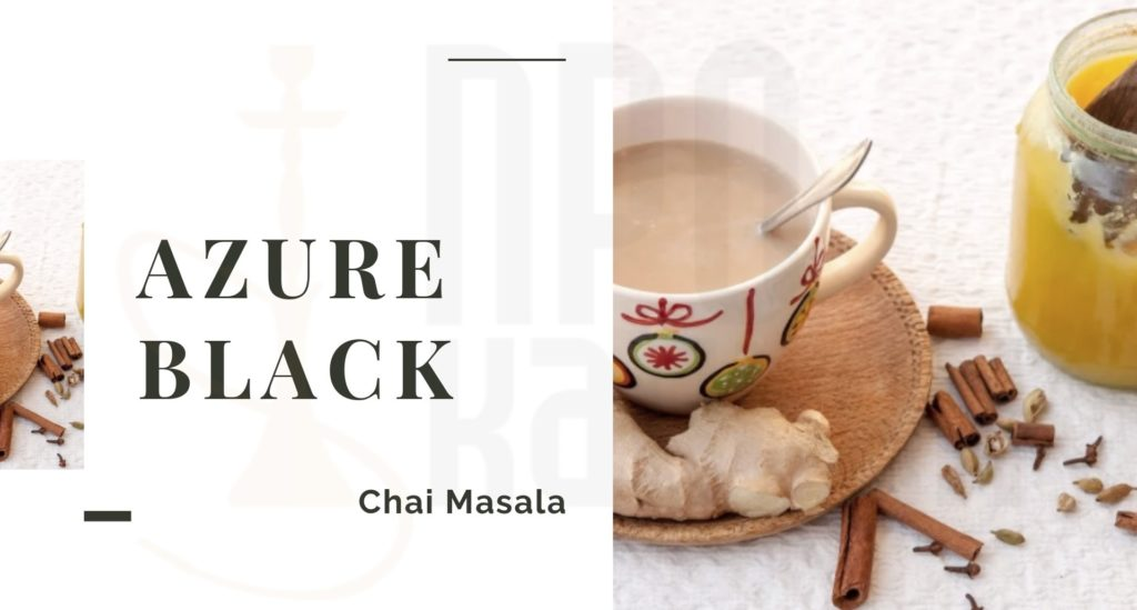Табак для кальяна AZURE Black Chai Masala