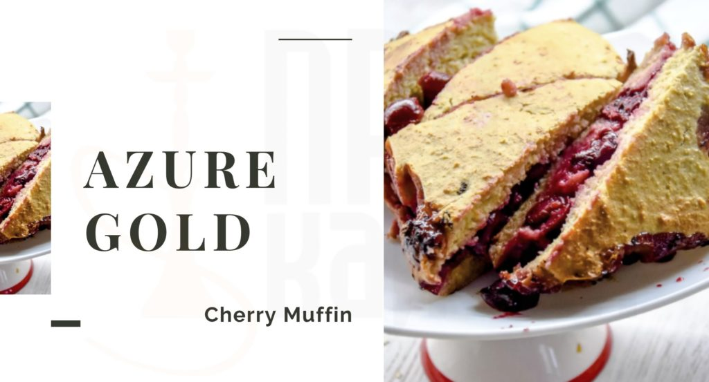 AZURE Cherry Muffin
