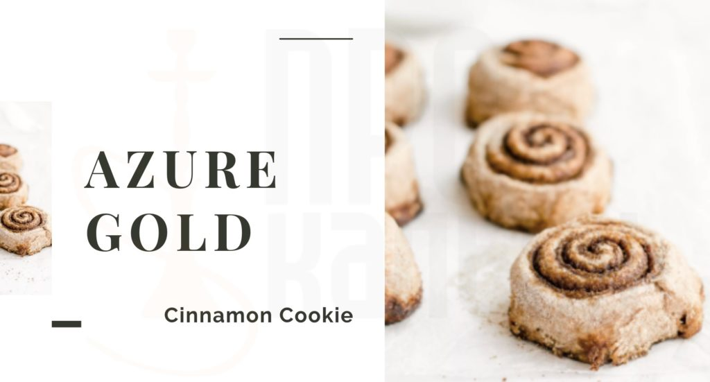 AZURE Cinnamon Cookie