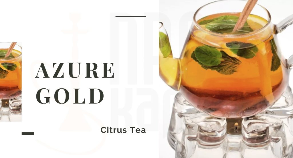 AZURE Citrus Tea