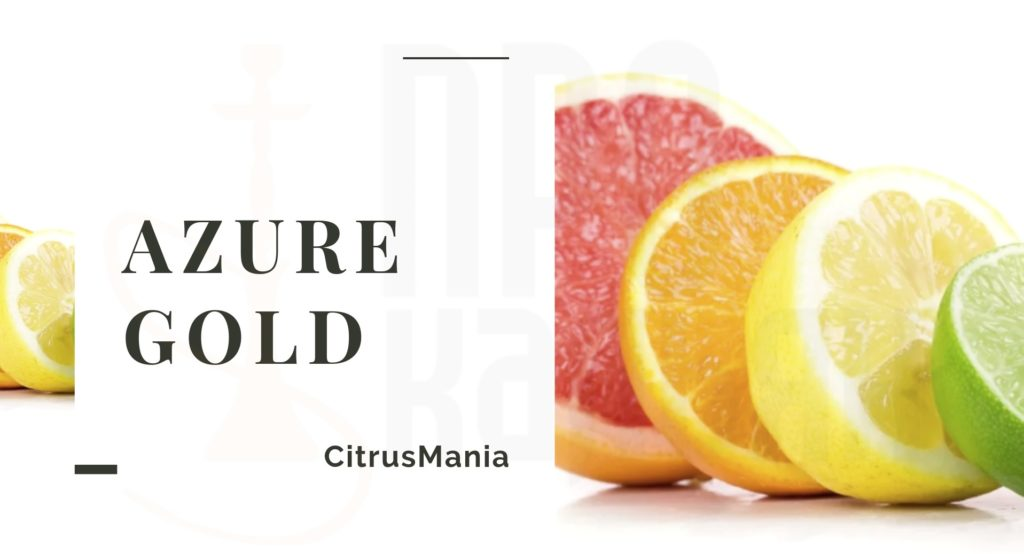 AZURE CitrusMania