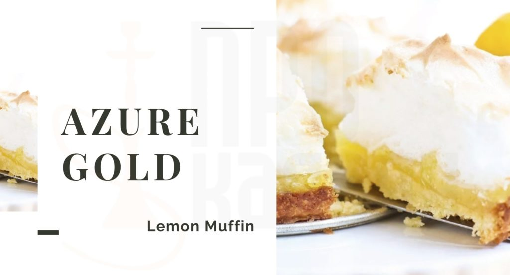 AZURE Lemon Muffin