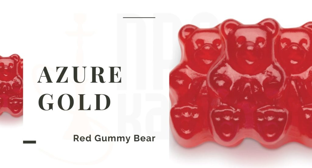 AZURE Red Gummy Bear
