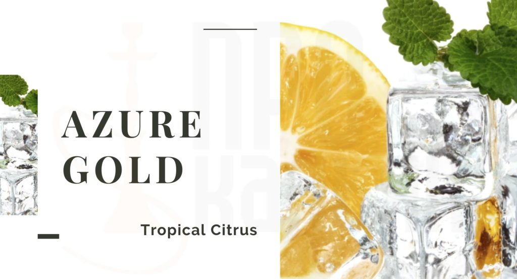 AZURE Tropical Citrus